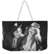 D.w. Griffith: Film, 1922 Weekender Tote Bag