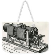 Dynamo Electric Machine Weekender Tote Bag