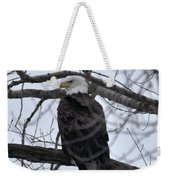 Eagle In The Wild Weekender Tote Bag