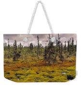 Eagle Plains, Yukon Territory, Canada Weekender Tote Bag