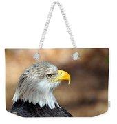 Eagle Right Weekender Tote Bag