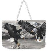 Eagles Weekender Tote Bag