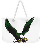 Eagles Vs Dallas Weekender Tote Bag