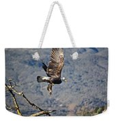 Eagle's Wings Weekender Tote Bag