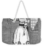 Early American Actress Weekender Tote Bag