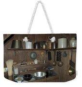 Early American Utensils Weekender Tote Bag