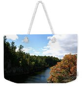 Early Autumn Colors Weekender Tote Bag