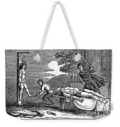 Early Christian Martyrs Weekender Tote Bag by Granger