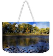 Early Fall At The Headwaters Of The Rio Grande Weekender Tote Bag