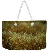 Early Fall Frost Weekender Tote Bag