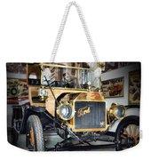 Early Ford Weekender Tote Bag