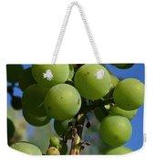 Early Grapes Weekender Tote Bag