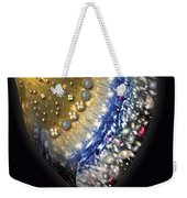 Early History Of The Universe Weekender Tote Bag by Henning Dalhoff and SPL and Photo Researchers