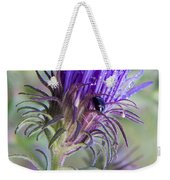 Early Knapweed Weekender Tote Bag