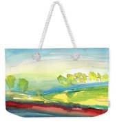 Early Morning 25 Weekender Tote Bag