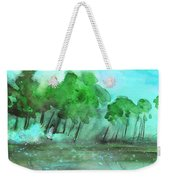 Early Morning 32 Weekender Tote Bag