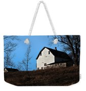 Early Morning Barn Weekender Tote Bag