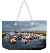Early Morning Paddy's Hole Weekender Tote Bag