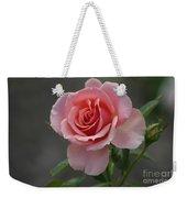 Early Morning Rose Weekender Tote Bag