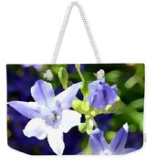 Early Morning Sunlight Weekender Tote Bag