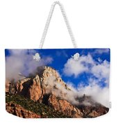 Early Morning Zion National Park Weekender Tote Bag