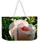 Early Rose Weekender Tote Bag