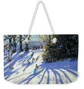 Early Snow Darley Park Weekender Tote Bag