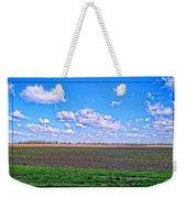 Early Spring Farmland Weekender Tote Bag