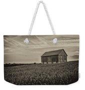 Ears In The Field Weekender Tote Bag