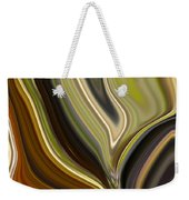 Earth Tones Weekender Tote Bag