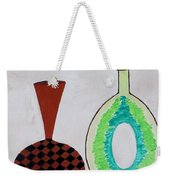 Earthen Decorative Pottery Weekender Tote Bag