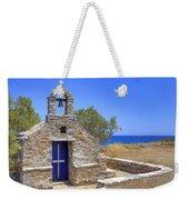 east coast Naxos Weekender Tote Bag
