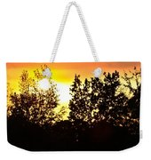 East Texas Sunset Weekender Tote Bag