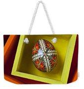 Easter Egg In Box Weekender Tote Bag