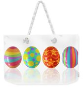 Easter Eggs Weekender Tote Bag
