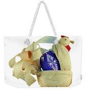 Easter Pullet Weekender Tote Bag