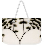 Eastern Influence Fern Weekender Tote Bag