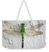 Eastern Pondhawk Dragonfly Weekender Tote Bag