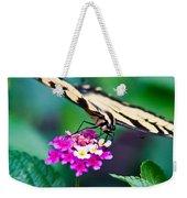 Eastern Tiger Swallowtail 9 Weekender Tote Bag