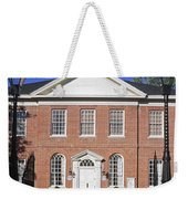 Easton Maryland Courthouse Weekender Tote Bag