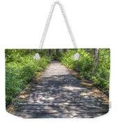 Easy Path Weekender Tote Bag