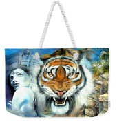 Easy Tiger Weekender Tote Bag