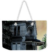 Eat Drink And Be Scary Weekender Tote Bag