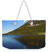Echo Lake Franconia Notch New Hampshire Weekender Tote Bag