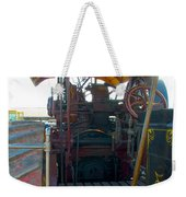 Eclipse From The Back Weekender Tote Bag
