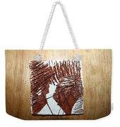 Ed And Ezra - Tile Weekender Tote Bag