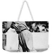 Eddie Plank (1875-1926) Weekender Tote Bag
