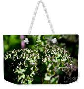Edge Of Kale Weekender Tote Bag