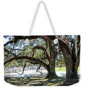 Edge Of The Green Swamp Weekender Tote Bag