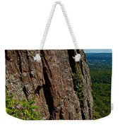 Edge Of The Mountain Weekender Tote Bag